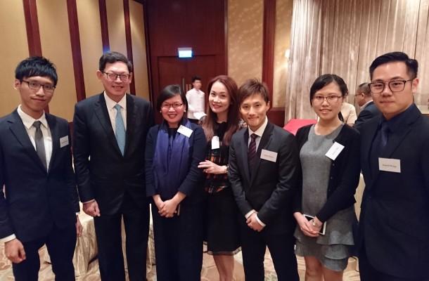 青年事務委員會智經十周年晚宴